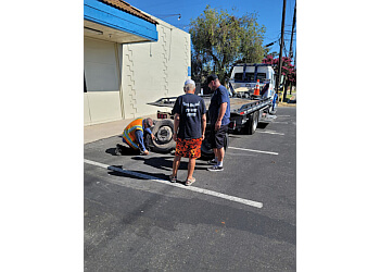 Fresno towing company Affordable Towing