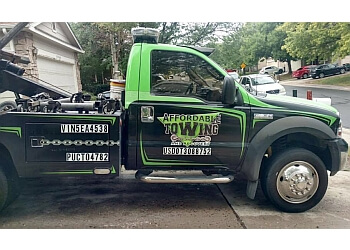Denver towing company Affordable Towing and Recovery Co