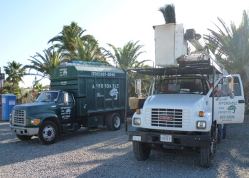 Las Vegas tree service Affordable Tree Service
