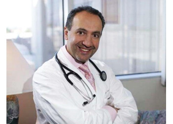Los Angeles cardiologist Afshine Ash Emrani, MD, FACC