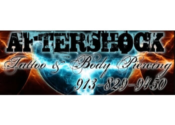 Olathe tattoo shop Aftershock Tattoo Co