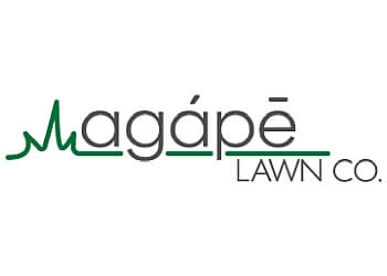 Durham lawn care service Agape Lawn Co.