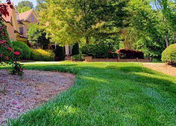 Cary lawn care service Agape Lawn Company