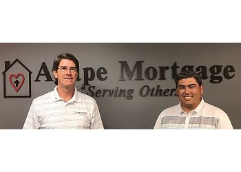 Bakersfield mortgage company Agape Mortgage