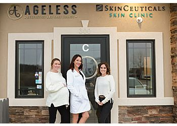 Indianapolis med spa Ageless Aesthetics and Salt Lounge