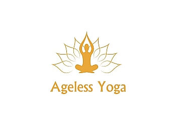 Lexington yoga studio Ageless Yoga