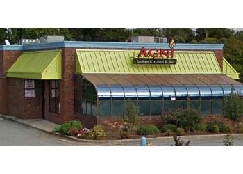 Greensboro indian restaurant Agni