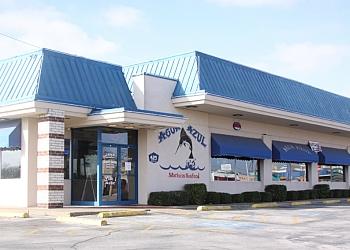 Grand Prairie seafood restaurant Agua Azul Seafood Restaurant
