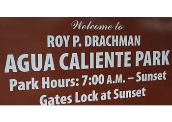 Tucson public park Agua Caliente Park