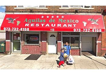 Newark mexican restaurant Aguilas de Mexico Restaurant