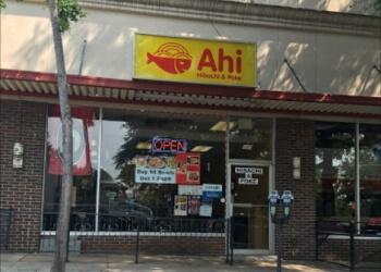 Athens japanese restaurant Ahi Hibachi and Poke