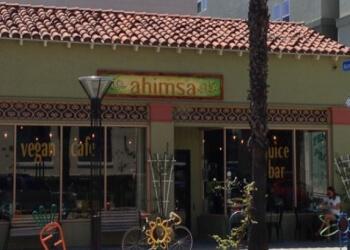 Long Beach vegetarian restaurant Ahimsa Vegan Cafe