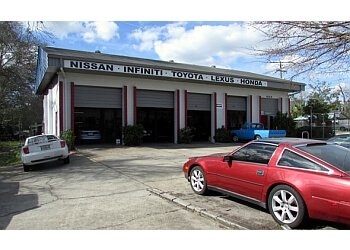 Gainesville car repair shop Ahrens Auto Service