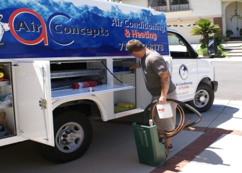 Anaheim hvac service Air Concepts