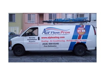San Francisco hvac service Air Flow Pros Heating & Air Conditioning