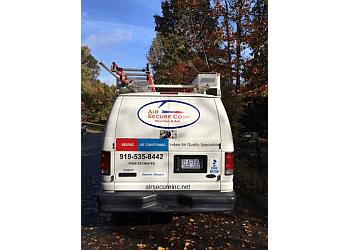 Cary hvac service Air Secure Inc.