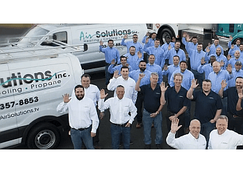 Stamford hvac service Air Solutions, Inc.