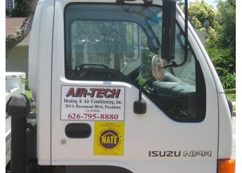 Pasadena hvac service Air-Tech Air Conditioning & Heating