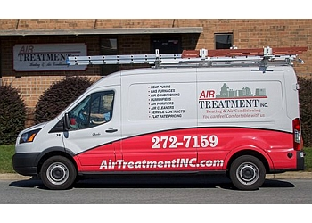 Greensboro hvac service Air Treatment Inc.
