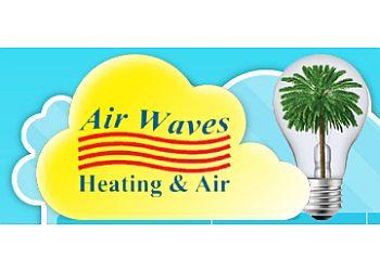 Columbia hvac service Air Waves Heating & Air Inc.