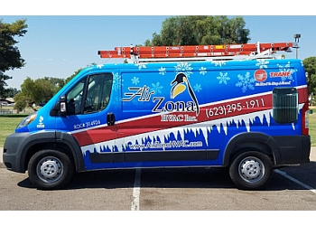 Glendale hvac service AirZona HVAC, Inc.