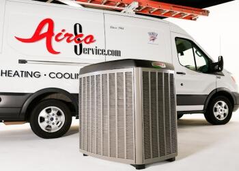 Tulsa hvac service Airco Service, Inc.