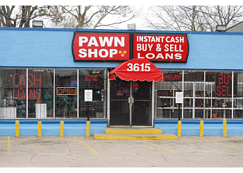 New Orleans pawn shop Airline Jewelry and Loan