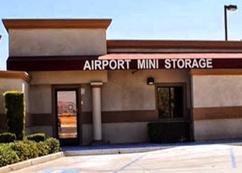 Riverside storage unit Airport Mini Storage
