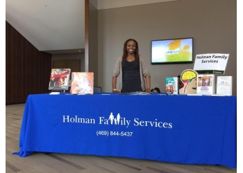 Irving marriage counselor Aisha Holman, LPC-S