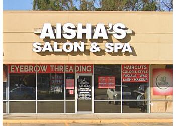 Houston beauty salon Aisha's Salon & Spa