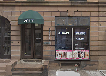 Philadelphia beauty salon Aisha's Threading Salon