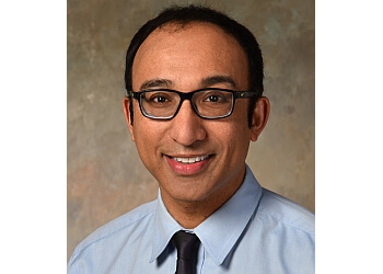 Manchester primary care physician Ajay Koshy, MD