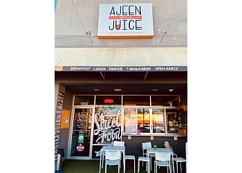 Jacksonville juice bar Ajeen and Juice
