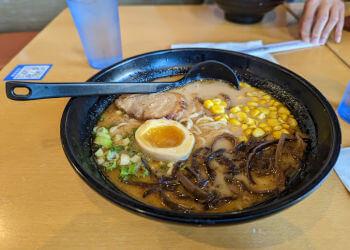 Irvine japanese restaurant Ajisen Ramen