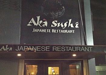 Corpus Christi sushi Aka Sushi