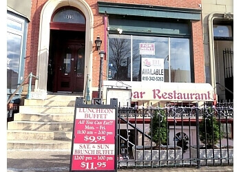 Baltimore indian restaurant Akbar Restaurant