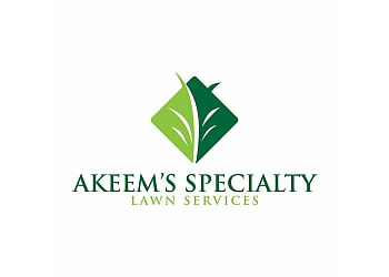 Mobile lawn care service Akeem's Specialty Lawn services