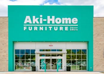 Ontario furniture store Aki-Home