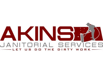 Little Rock commercial cleaning service Akins Janitorial Services