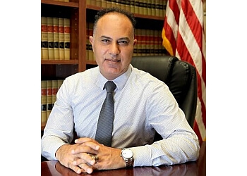 Anaheim immigration lawyer Akram Abusharar