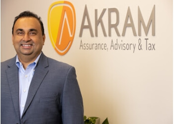 Cary accounting firm Akram & Associates PLLC