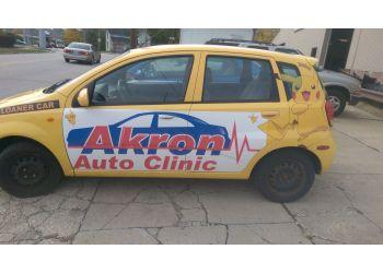 Akron car repair shop Akron Auto Clinic
