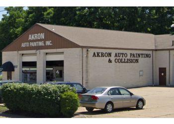 Akron auto body shop Akron Auto Painting Inc.