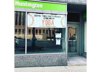 Akron yoga studio Akron Yoga and Wellness