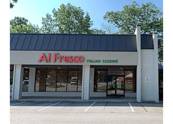Newport News italian restaurant Al Fresco