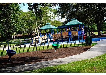 Tampa public park Al Lopez Park
