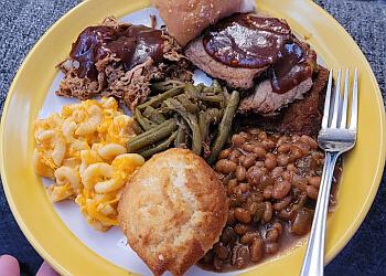 Cincinnati barbecue restaurant Alabama Que
