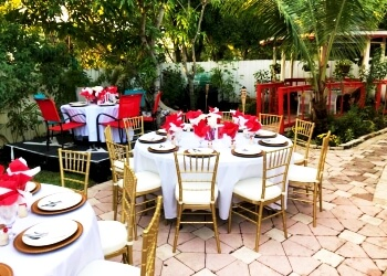 Miramar event rental company Alabre's Party Rentals