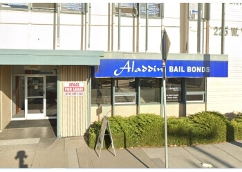 Hayward bail bond Aladdin Bail Bonds