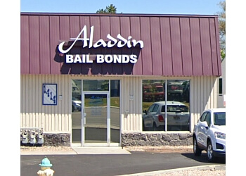 West Valley City bail bond Aladdin Bail Bonds